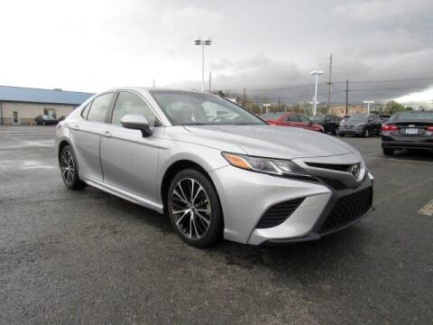 2018 Toyota Camry for sale at Davis Hyundai in Ewing NJ