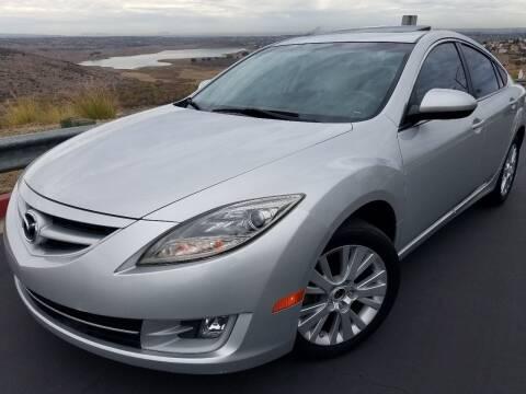 2010 Mazda MAZDA6 for sale at Trini-D Auto Sales Center in San Diego CA