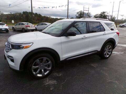 2020 Ford Explorer for sale at TIMBERLAND FORD in Perry FL