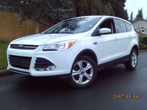 2013 Ford Escape for sale at Redline Auto Sales in Vancouver WA