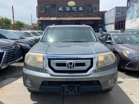 2009 Honda Pilot for sale at TJ AUTO in Brooklyn NY