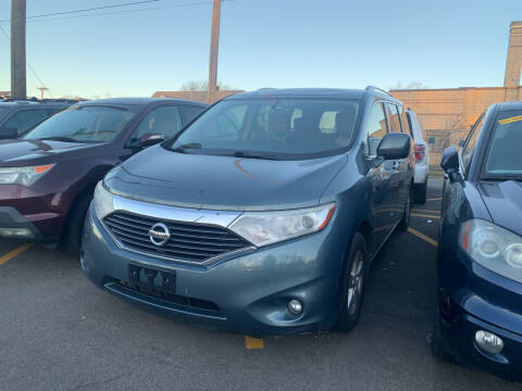 2013 Nissan Quest for sale at Ideal Cars in Hamilton OH