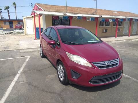 2011 Ford Fiesta for sale at Car Spot in Las Vegas NV