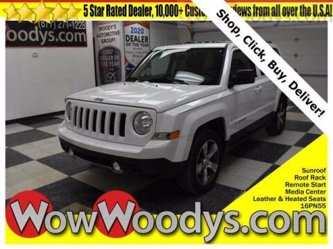 2016 Jeep Patriot for sale at WOODY'S AUTOMOTIVE GROUP in Chillicothe MO