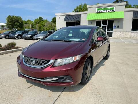 2013 Honda Civic for sale at Cross Motor Group in Rock Hill SC