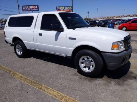 2008 Ford Ranger for sale at Car Spot in Las Vegas NV