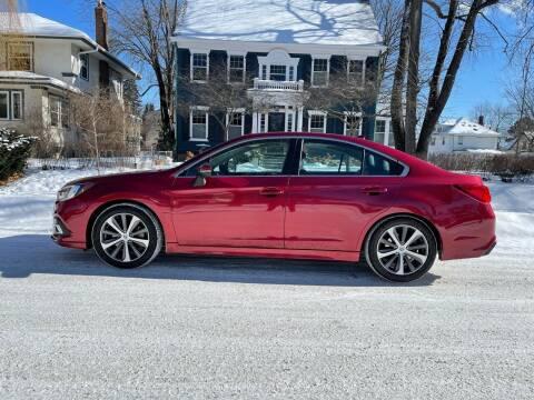 2019 Subaru Legacy for sale at You Win Auto in Metro MN