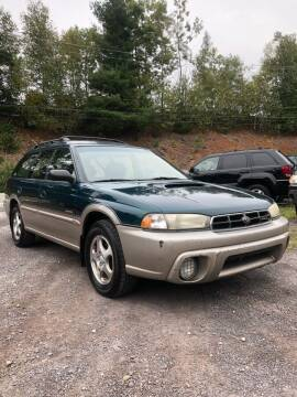 1999 Subaru Legacy for sale at Car Man Auto in Old Forge PA