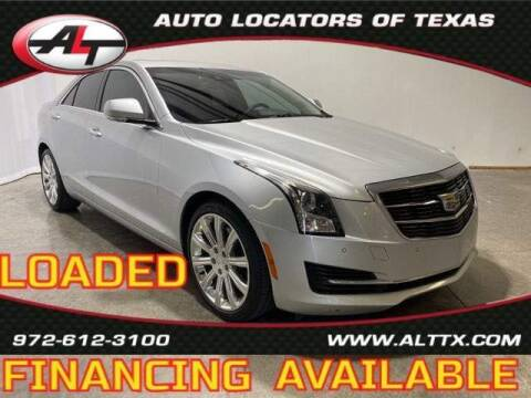 2016 Cadillac ATS for sale at AUTO LOCATORS OF TEXAS in Plano TX