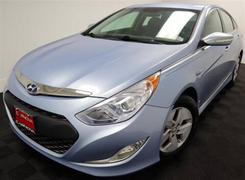 2011 Hyundai Sonata Hybrid for sale at CarNova in Stafford VA
