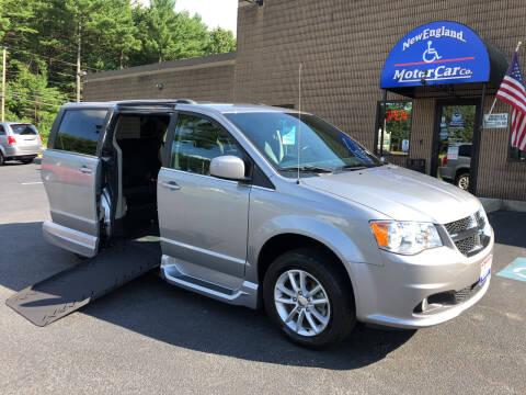2019 Dodge Grand Caravan for sale at CJ Clark's New England Motor Car Company in Hudson NH