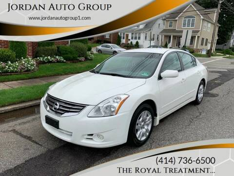 2010 Nissan Altima for sale at Jordan Auto Group in Paterson NJ