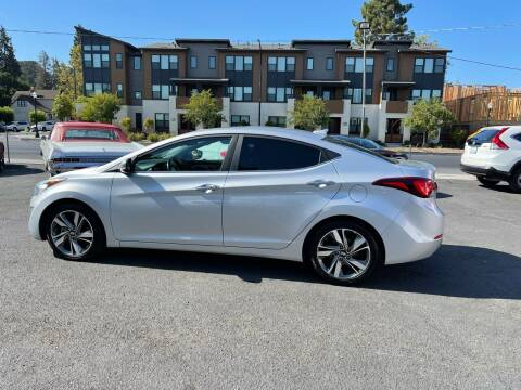 2014 Hyundai Elantra for sale at Redwood City Auto Sales in Redwood City CA