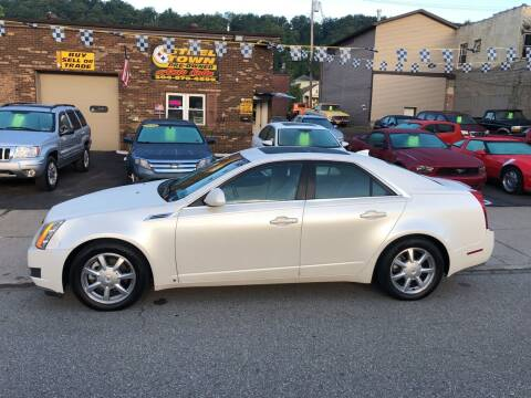 2009 Cadillac CTS for sale at STEEL TOWN PRE OWNED AUTO SALES in Weirton WV