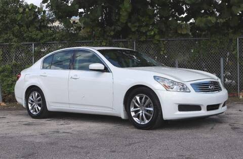 2009 Infiniti G37 Sedan for sale at No 1 Auto Sales in Hollywood FL