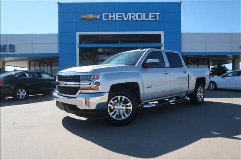 2018 Chevrolet Silverado 1500 for sale at Lipscomb Auto Center in Bowie TX