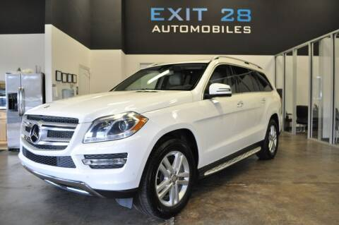 2014 Mercedes-Benz GL-Class for sale at Exit 28 Auto Center LLC in Cornelius NC
