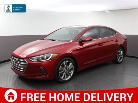2018 Hyundai Elantra for sale at Florida Fine Cars - West Palm Beach in West Palm Beach FL