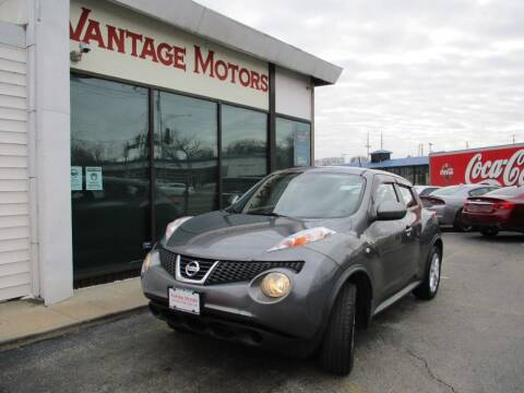 2011 Nissan JUKE for sale at Vantage Motors LLC in Raytown MO