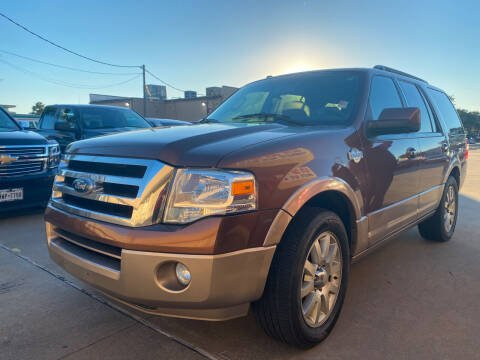 2011 Ford Expedition for sale at Houston Auto Gallery in Katy TX