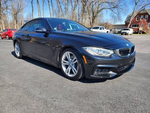 2014 BMW 4 Series for sale at AFFORDABLE IMPORTS in New Hampton NY