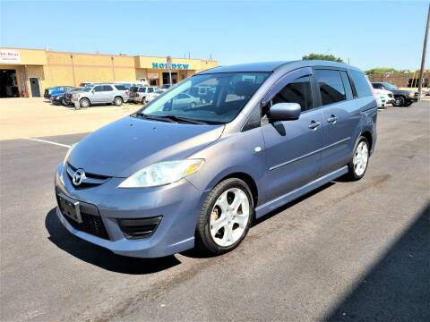 2009 Mazda MAZDA5 for sale at Image Auto Sales in Dallas TX