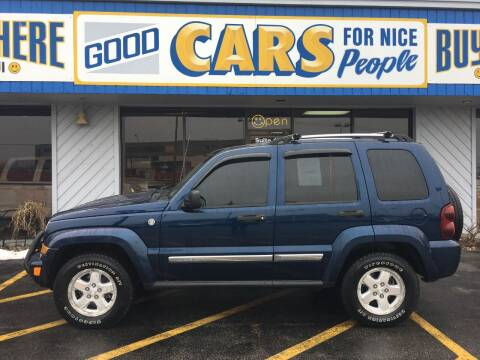 2005 Jeep Liberty for sale at Good Cars 4 Nice People in Omaha NE