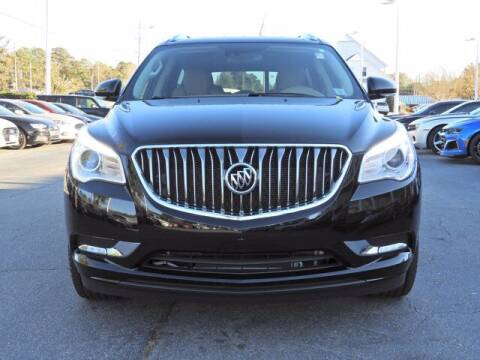 2017 Buick Enclave for sale at Auto Finance of Raleigh in Raleigh NC
