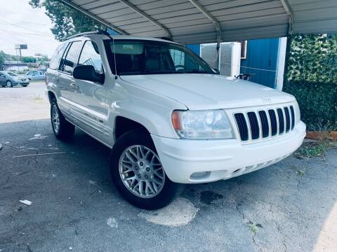 2003 Jeep Grand Cherokee for sale at Underpriced Cars in Marietta GA