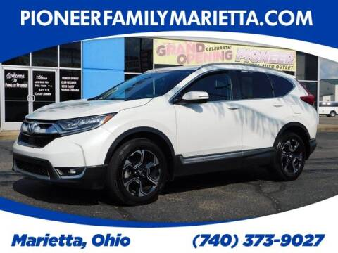 2018 Honda CR-V for sale at Pioneer Family preowned autos in Williamstown WV