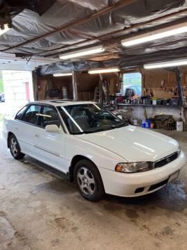 1995 Subaru Legacy for sale at Lavictoire Auto Sales in West Rutland VT