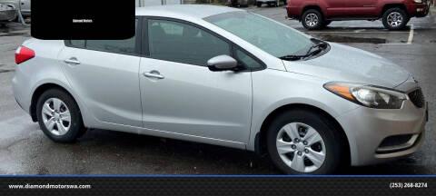 2014 Kia Forte for sale at Diamond Motors in Lakewood WA
