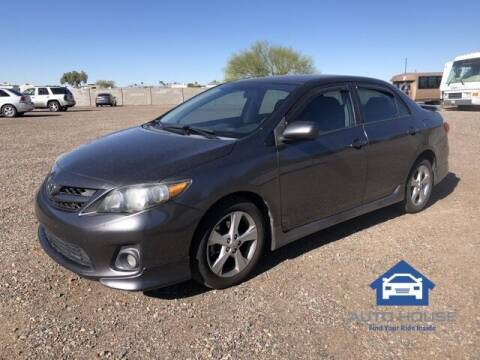 2012 Toyota Corolla for sale at AUTO HOUSE PHOENIX in Peoria AZ