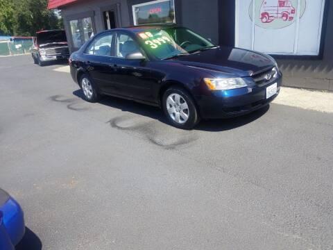 2008 Hyundai Sonata for sale at Bonney Lake Used Cars in Puyallup WA