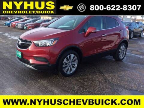 2019 Buick Encore for sale at Nyhus Chevrolet Buick in Staples MN