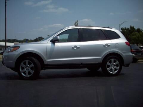 2009 Hyundai Santa Fe for sale at Whitney Motor CO in Merriam KS
