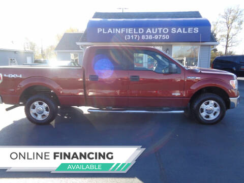 2014 Ford F-150 for sale at Plainfield Auto Sales in Plainfield IN
