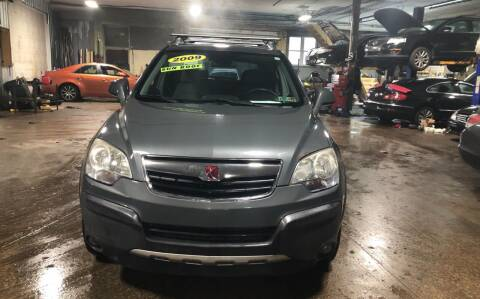 2009 Saturn Vue for sale at Six Brothers Auto Sales in Youngstown OH
