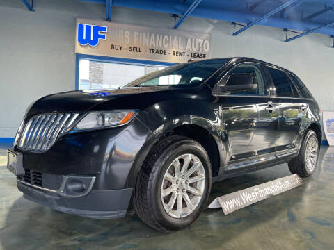 2011 Lincoln MKX for sale at Wes Financial Auto in Dearborn Heights MI