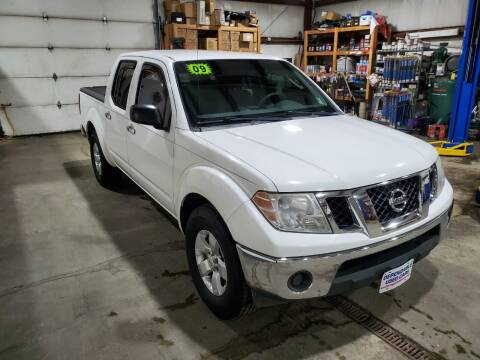 2009 Nissan Frontier for sale at Dependable Used Cars in Anchorage AK