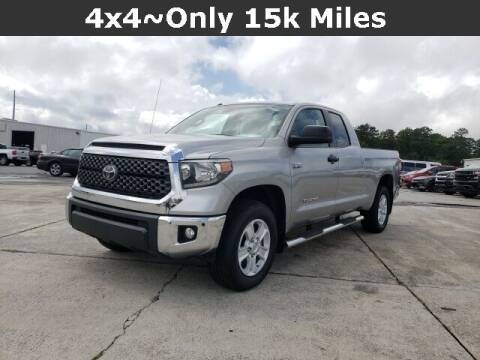 2019 Toyota Tundra for sale at Hardy Auto Resales in Dallas GA