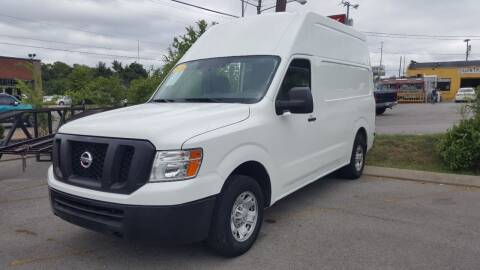 2018 Nissan NV Cargo for sale at A & A IMPORTS OF TN in Madison TN