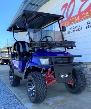 2021 RENEGADE 4 SEATER for sale at 70 East Custom Carts LLC in Goldsboro NC
