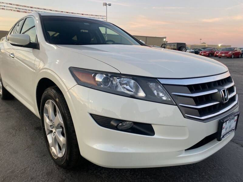 2012 Honda Crosstour for sale at VIP Auto Sales & Service in Franklin OH