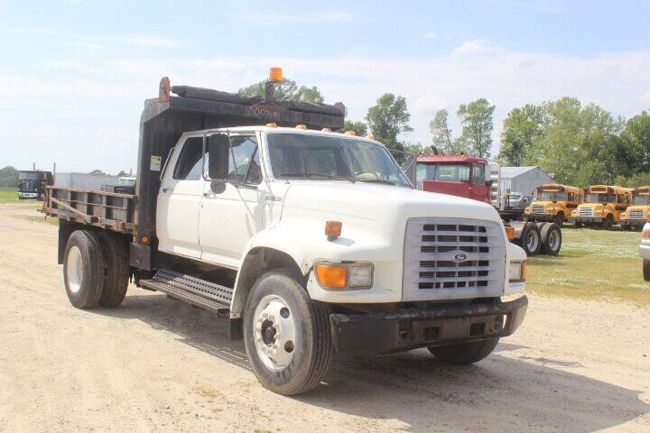 1998 Ford F-Series for sale at Vehicle Network - Fat Daddy's Truck Sales in Goldsboro NC