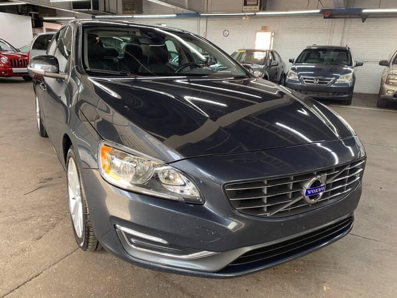 2015 Volvo S60 for sale at John Warne Motors in Canonsburg PA