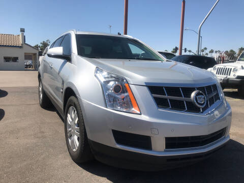2012 Cadillac SRX for sale at Town and Country Motors in Mesa AZ