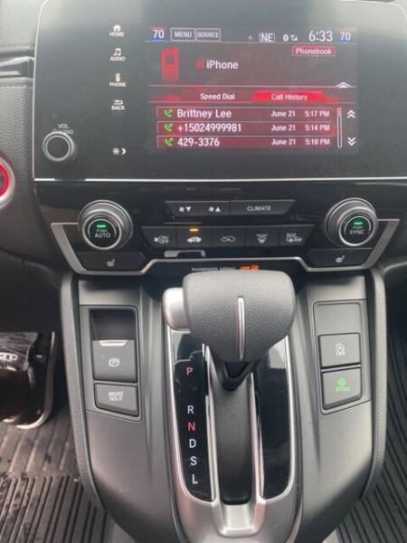 2020 Honda CR-V for sale in Clarksville, IN