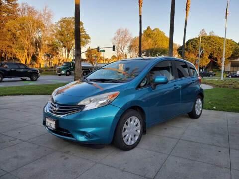 2014 Nissan Versa Note for sale at Top Motors in San Jose CA