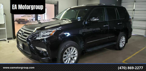 2014 Lexus GX 460 for sale at EA Motorgroup in Austin TX